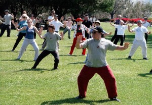 WORLD TAI CHI DAY 2004